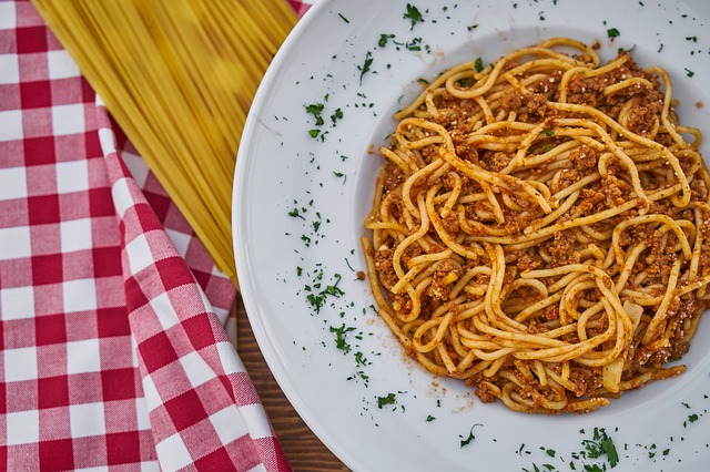 pasta for sports nutrition