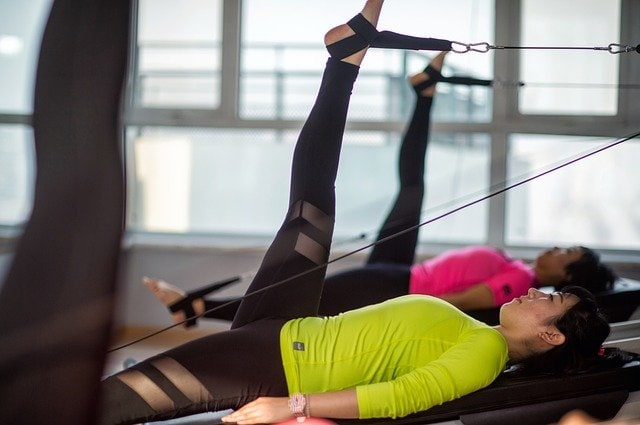 pilates for flexible muscles